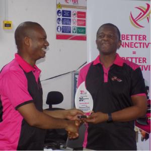 VDT Awards Staff - Timilehin Olatunde